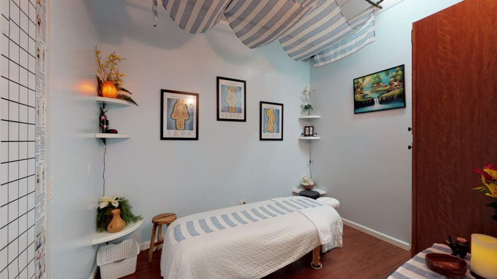 Thai House - Massage Room